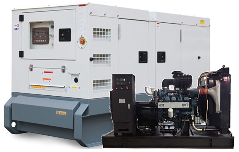 Bán máy phát điện Doosan 750kva