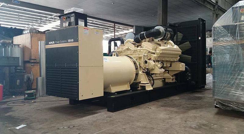 Bán máy phát điện Kohler 1000kva