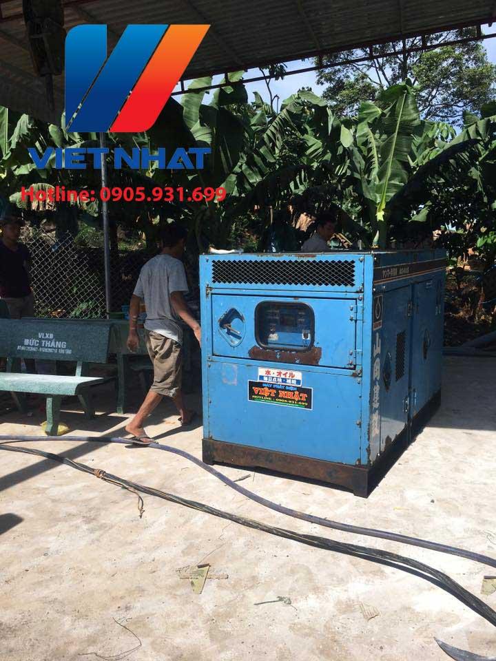 Cho thuê máy phát điện Đà Lạt