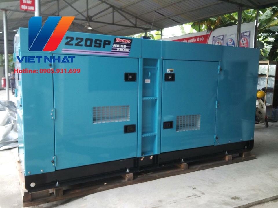 Cho thuê máy phát điện Trà Vinh