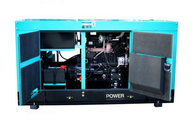 Máy phát điện Mitsubishi 120kVA