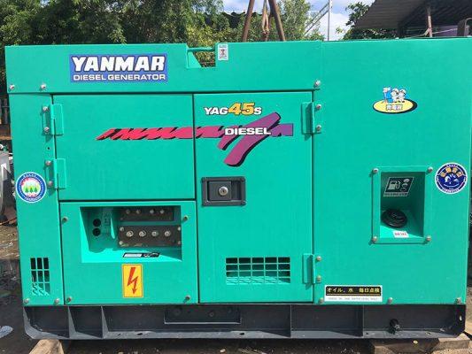 Máy phát điện Yanmar 45kVA