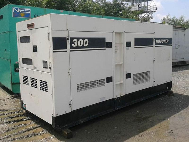 Máy phát điện công suất 300kva