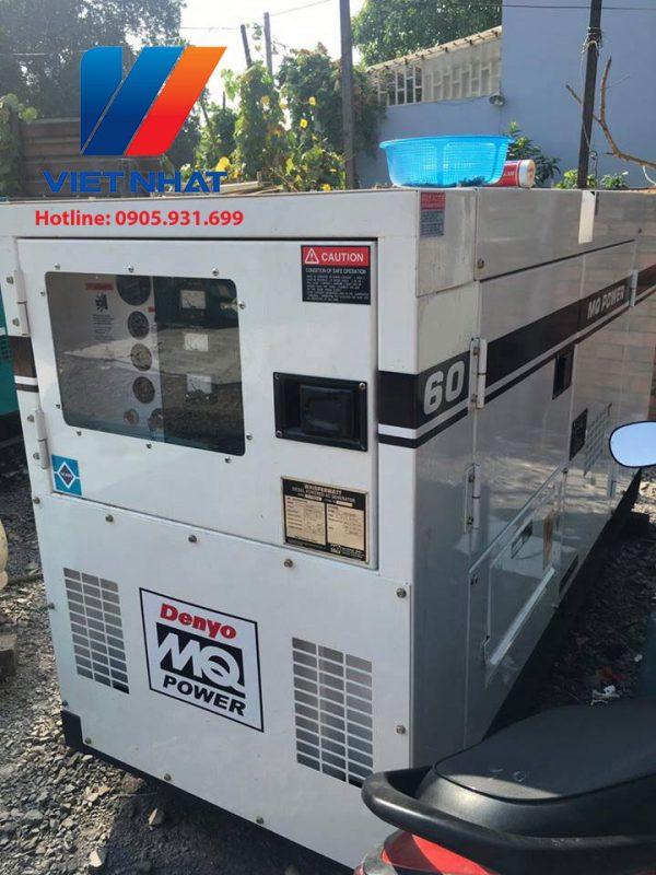 Máy phát điện cũ chất lượng