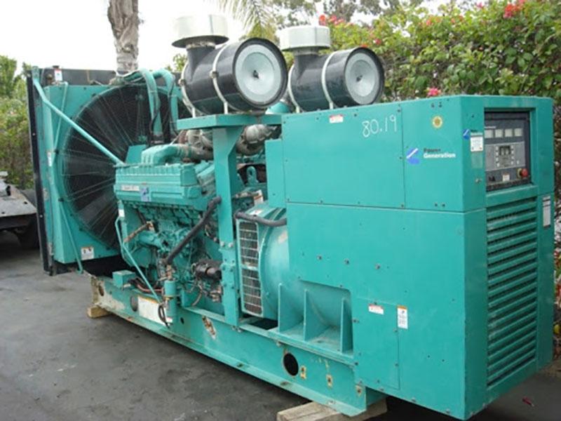 Máy phát điện Cummins 750kVA