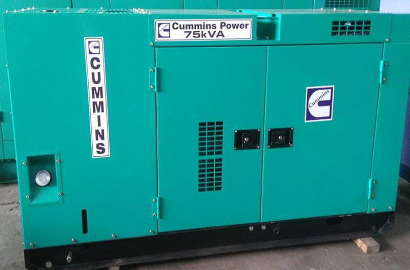 Máy phát điện Cummins 75kVA