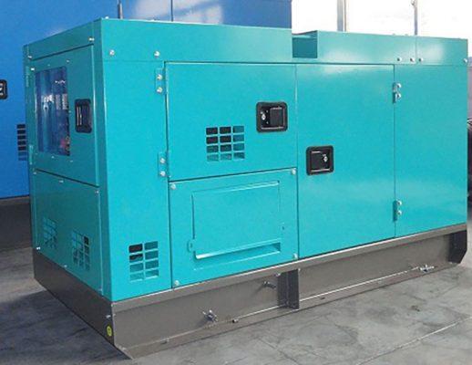 Máy phát điện Denyo 40KVA