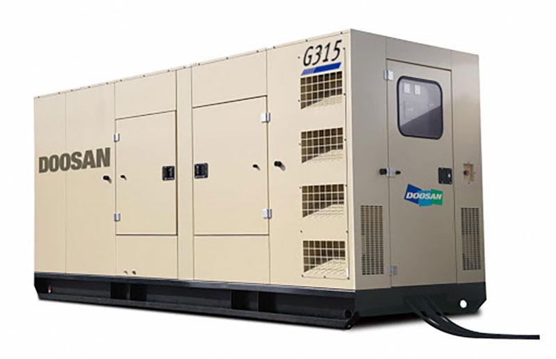 Máy phát điện Doosan 700kVA