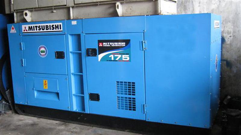 Máy phát điện Mitsubishi 175kva