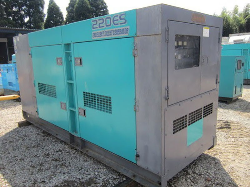Máy phát điện Mitsubishi 220KVA