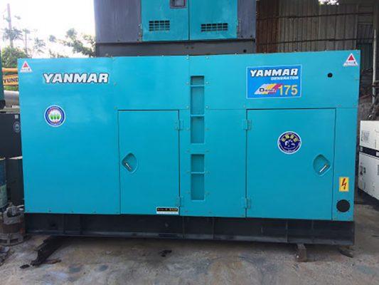 Máy phát điện Yanmar 175kva