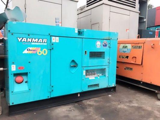 Máy phát điện Yanmar 60kva