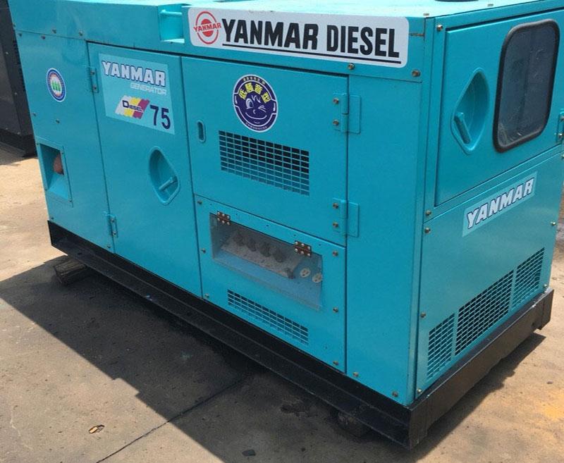 Máy phát điện Yanmar 75kVA